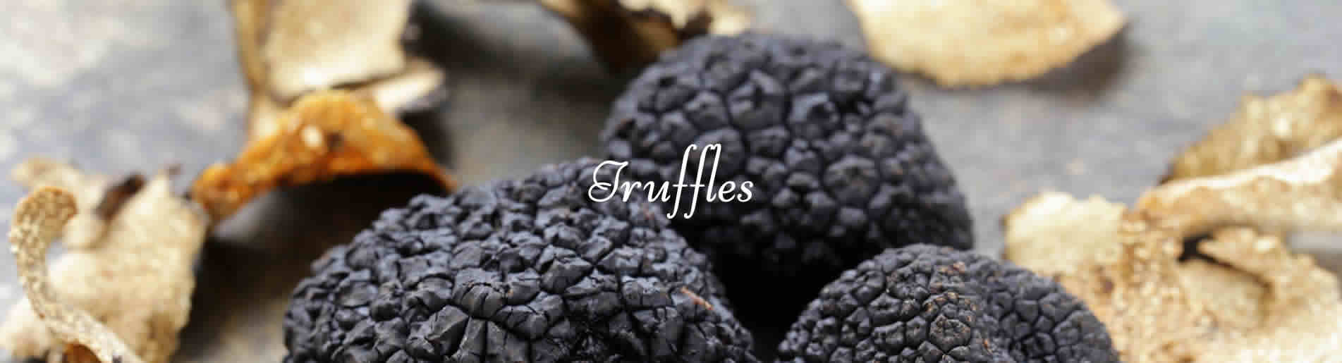 Buy truffles online